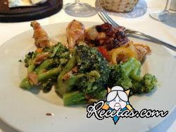 Brócoli a la marinera