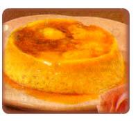 Anillo de jamón con salsa de hongos
