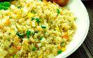 Cacerola de arroz con calabacín