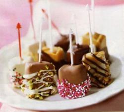 Caramelos Decorados