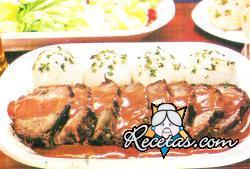 Carne a la alemana