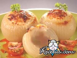 Cebollas florentinas