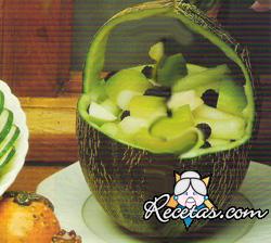 Cesta de melón