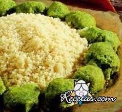 Chebtia (albóndigas verdes tunecinas)
