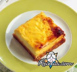 Cheesecake al azahar
