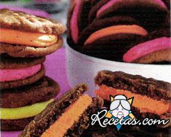 Cookies sandwichs