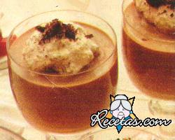 Copa helada de café