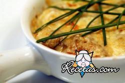 Crema suiza de cebolla
