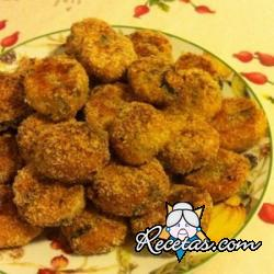 Croquetas de calabacín al horno