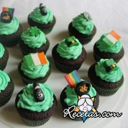 Cupcakes Guinness