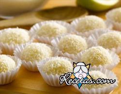 Dulces de coco