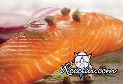 Dúo de salmones