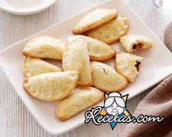 Empanaditas de frambuesa