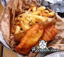 Fish & Chips (pescado y patatas fritas)