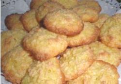 Galletas de coco (Sin azúcar)