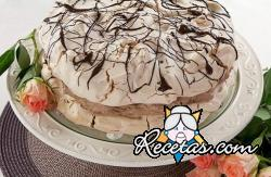 Gateau de merengue