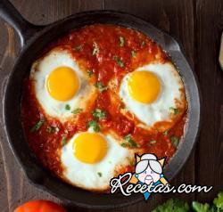 Huevos a la piamontesa