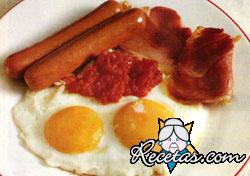 Huevos del hostal