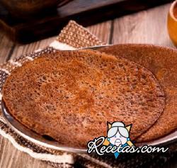 Injera, el pan de Eritrea