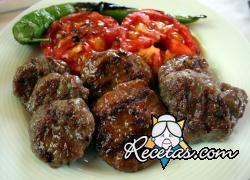 Kofte (albóndigas turcas)