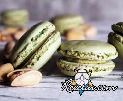 Macarons al pistacho