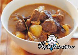 Massaman Neua (Curry tailandés de carne)