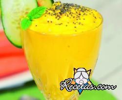 Mayonesa vegana de zanahoria