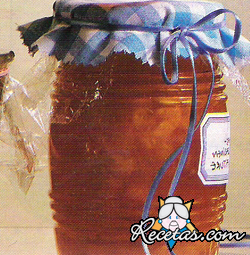 Mermelada de damascos al cognac