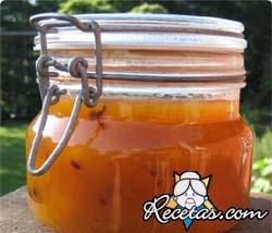 Mermelada de damascos y manzanas