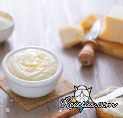 Mousse de parmesano