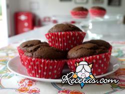 Muffins al chocolate