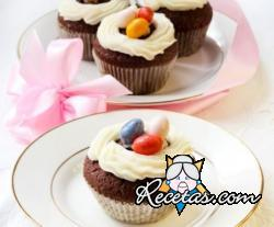 Muffins de chocolate sin azúcar
