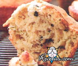 Muffins de hierbas