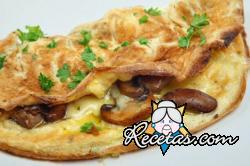 Omelette de setas