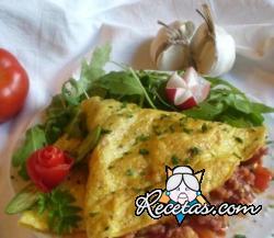 Omelette provenzal