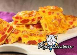 Omelette sabroso