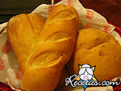 Pan sin sabor