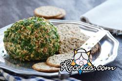 Pasta de queso roquefort