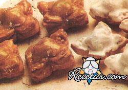 Pastelitos de dulce