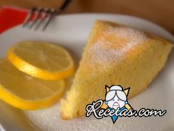 Pastel de limón rapidísimo