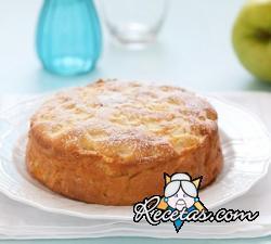 Pastel de manzanas