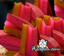 Pastel rosa