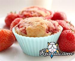 Pastelitos de fresas