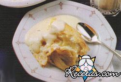 Postre vienes de queso blanco