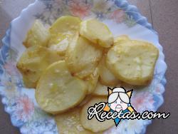 Patatas al limón