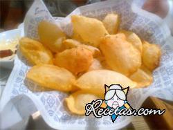 Patatas soufflés