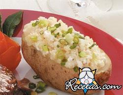 Patatas campesinas de Finlandia