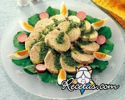 Paté de atún y pollo