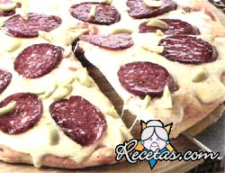 Pizza chacarera