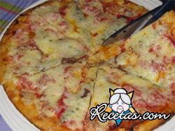 Pizza fácil